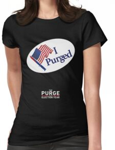 The Purge: Election Year Womens Fitted T-Shirt