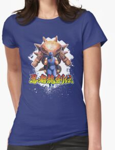 Ninja Gaiden Womens Fitted T-Shirt