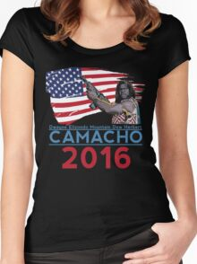 Camacho 2016 Women's Fitted Scoop T-Shirt