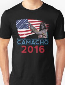 Camacho 2016 Unisex T-Shirt