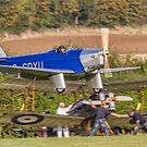 Chilton DW.1a replica G-CDXU by Colin Smedley