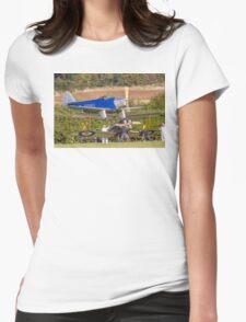 Chilton DW.1a replica G-CDXU Womens Fitted T-Shirt
