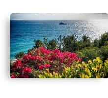 Scenic Caribbean Coastal Vista, St Thomas, USVI Canvas Print