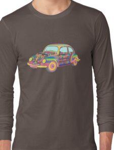 Beetle - Coloured Long Sleeve T-Shirt