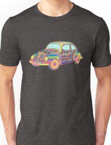 Beetle - Coloured Unisex T-Shirt