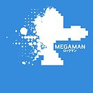 Mega Man by slippytee