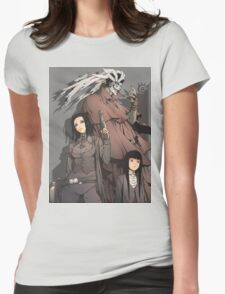 Ergo Proxy Womens Fitted T-Shirt