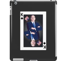 FU King of Spades iPad Case/Skin