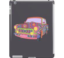 Trabant iPad Case/Skin