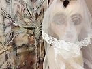 """""""She Thought The Occasion Called for a Veil"""" by Diane  Kramer"""