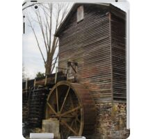 Blowing Cave Mill iPad Case/Skin