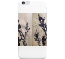 sumi-e 3 ~ further progression . . . iPhone Case/Skin