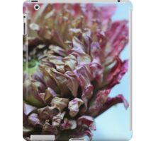 dry flower - two iPad Case/Skin