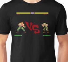 Street Fighter Dream Match T2 Unisex T-Shirt