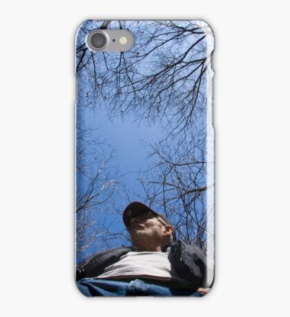 Shoot 'Em Up in the Trees iPhone Case/Skin