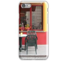 On the sunny side of the street. iPhone Case/Skin