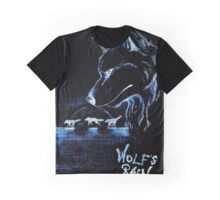 Wolf's rain Graphic T-Shirt