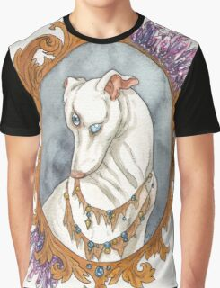 Amethyst Mirror Graphic T-Shirt