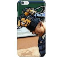 Pre-game Baseball Images #1 iPhone Case/Skin