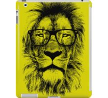 The lion king????? iPad Case/Skin