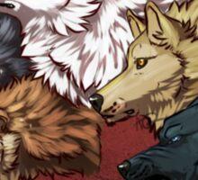 Wolf's Rain Sticker