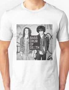 Bass drums of killing Unisex T-Shirt