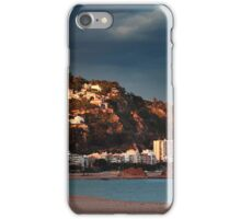 The last of the sun. iPhone Case/Skin