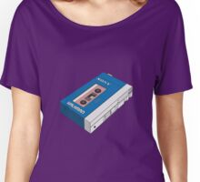 Walkman Women's Relaxed Fit T-Shirt