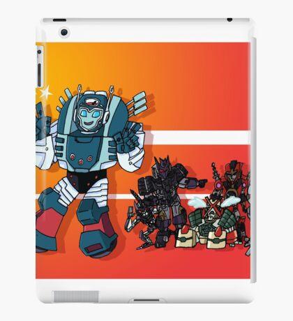 Transformers DJD iPad Case/Skin