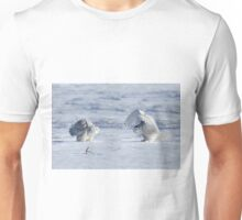 The stare down Unisex T-Shirt