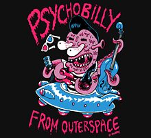 Psychobilly from outerspace Unisex T-Shirt
