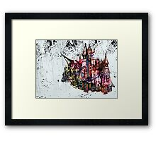 TH13 Framed Print