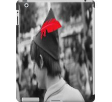 Peter Pan's Red Feather iPad Case/Skin