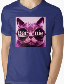 pink Bernie cat T-Shirt