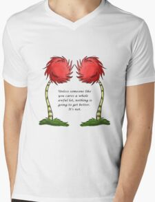 Unless Some One Like You Mens V-Neck T-Shirt
