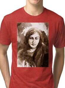 akwarelka 31 Tri-blend T-Shirt