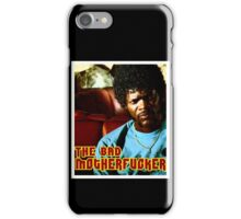 "Pulp Fiction- Jules ""The Bad Motherfucker"" iPhone Case/Skin"