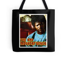 "Pulp Fiction- Jules ""The Bad Motherfucker"" Tote Bag"