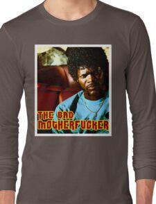 "Pulp Fiction- Jules ""The Bad Motherfucker"" Long Sleeve T-Shirt"