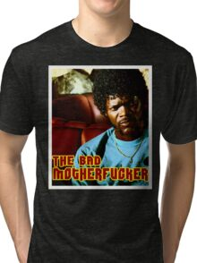 "Pulp Fiction- Jules ""The Bad Motherfucker"" Tri-blend T-Shirt"