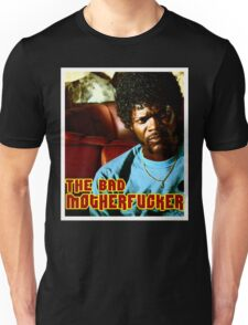 "Pulp Fiction- Jules ""The Bad Motherfucker"" Unisex T-Shirt"