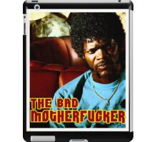 "Pulp Fiction- Jules ""The Bad Motherfucker"" iPad Case/Skin"