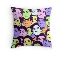 The Office US - Jim Halpert Throw Pillow