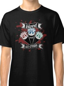Blood & Ice Cream - Colour Classic T-Shirt