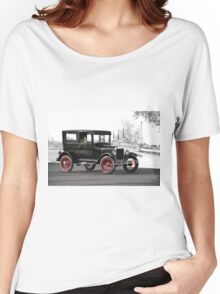 1927 Ford Tudor Sedan Women's Relaxed Fit T-Shirt