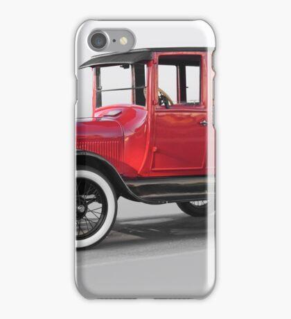 1927 Ford Model T Four Door Sedan  iPhone Case/Skin