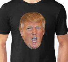 Angry Trump Head Unisex T-Shirt