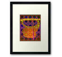May Fifth Framed Print
