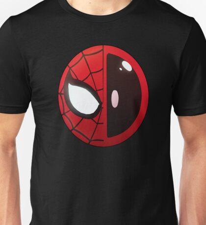 Spideypool Unisex T-Shirt