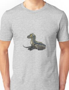 Blue Raptor Unisex T-Shirt